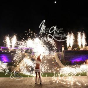 fire-show-dance-wedding-magma-group