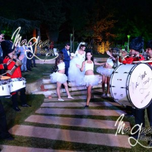 wedding-entrance-parade-magma-group