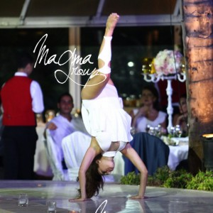 magma-group-ribbon-dancer-wedding-reception