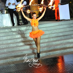 magma-group-fire-hoop-oldies-entrance-show-cake