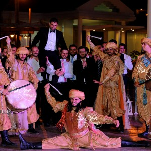 Magma-group-fire-arabic-groom-entrance-wedding