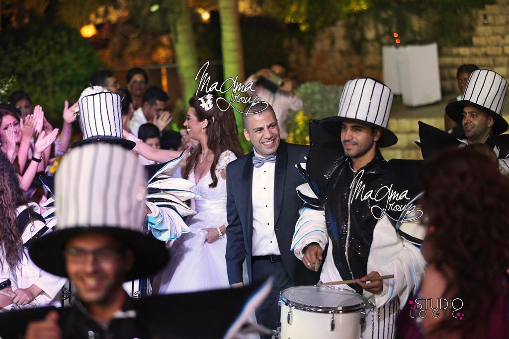 magma-group-wedding-parade-entrance