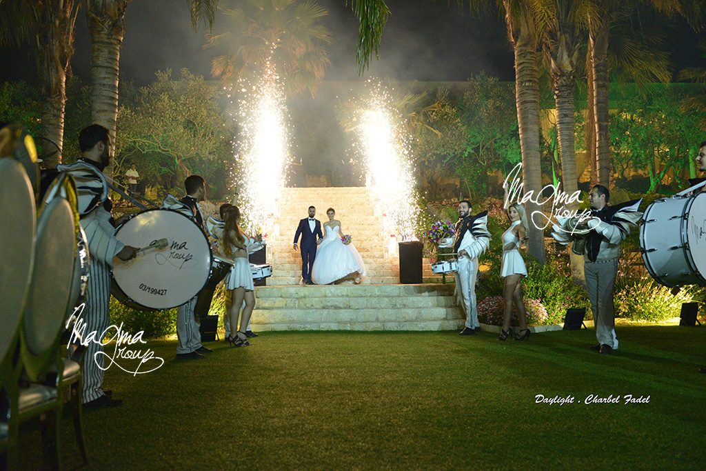 magma-group-wedding-parade-zaffe-entrance