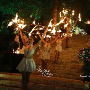 magma-group-wedding-zaffe-fire-girls