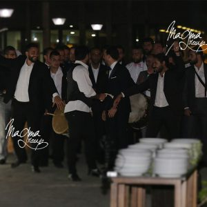 magma-group-arabic-wedding-groom-entrance-zaffe