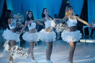 ballet-entrance-event-wedding-magma-group